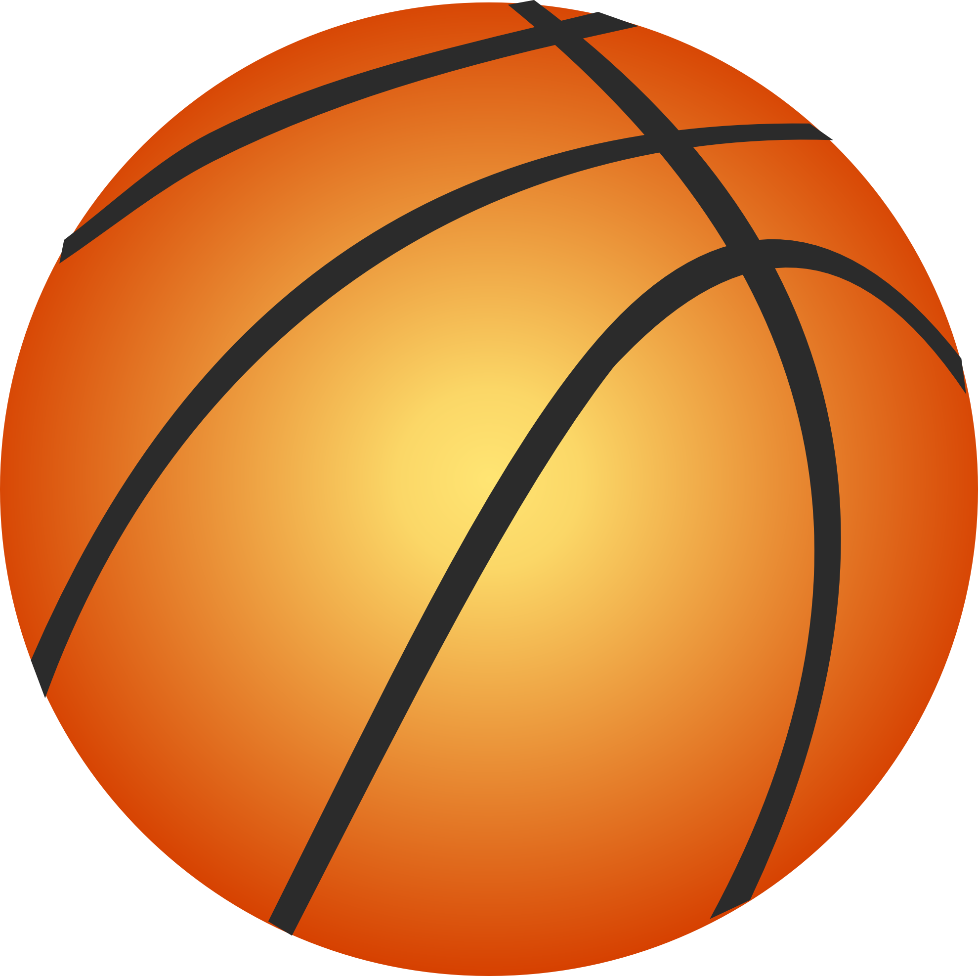 Race clipart athletic meet. Basketball ball clip art