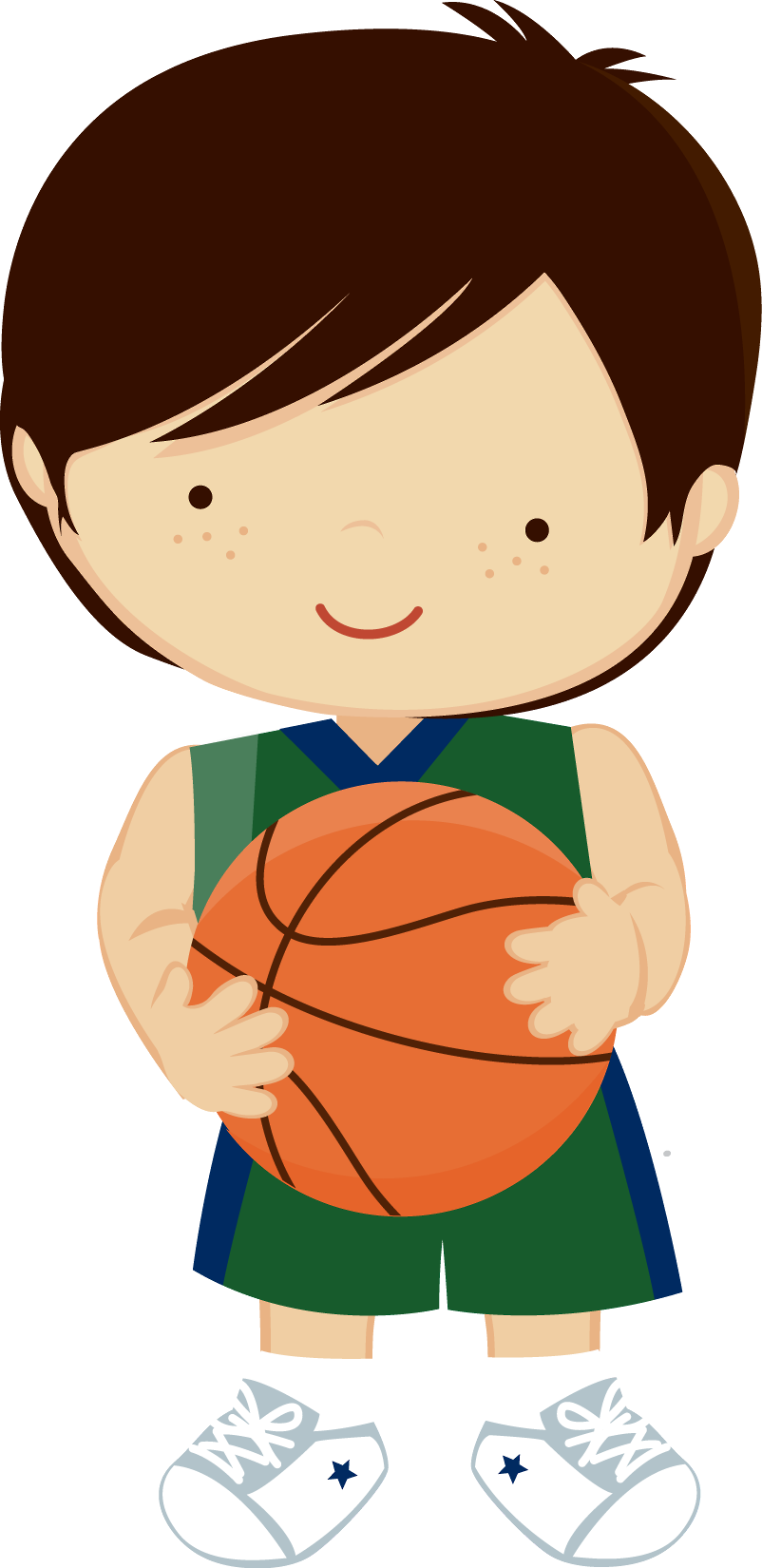 Zwd white star minus. Clipart baby basketball