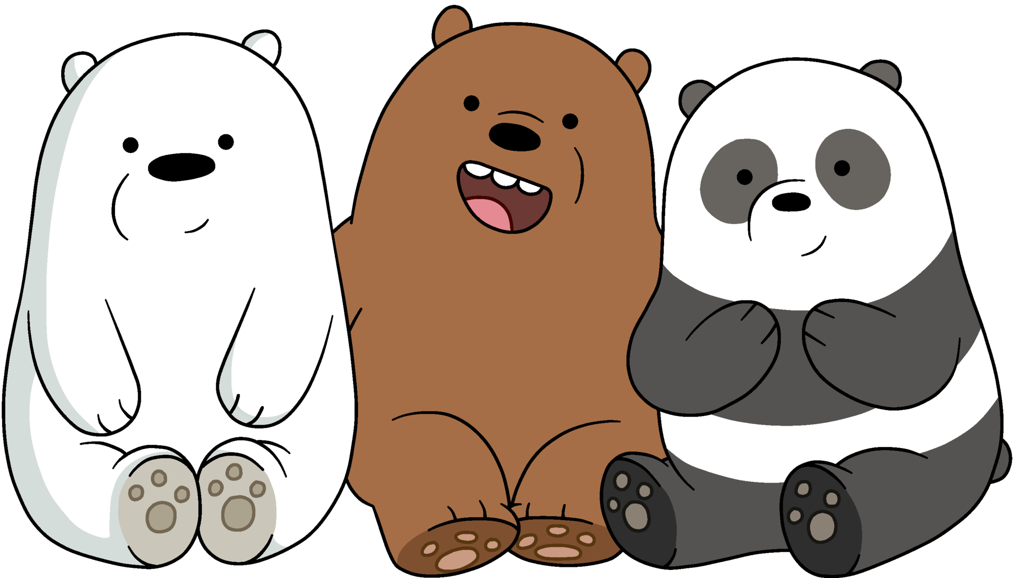 Image cubs png we. Clipart bear bear cub