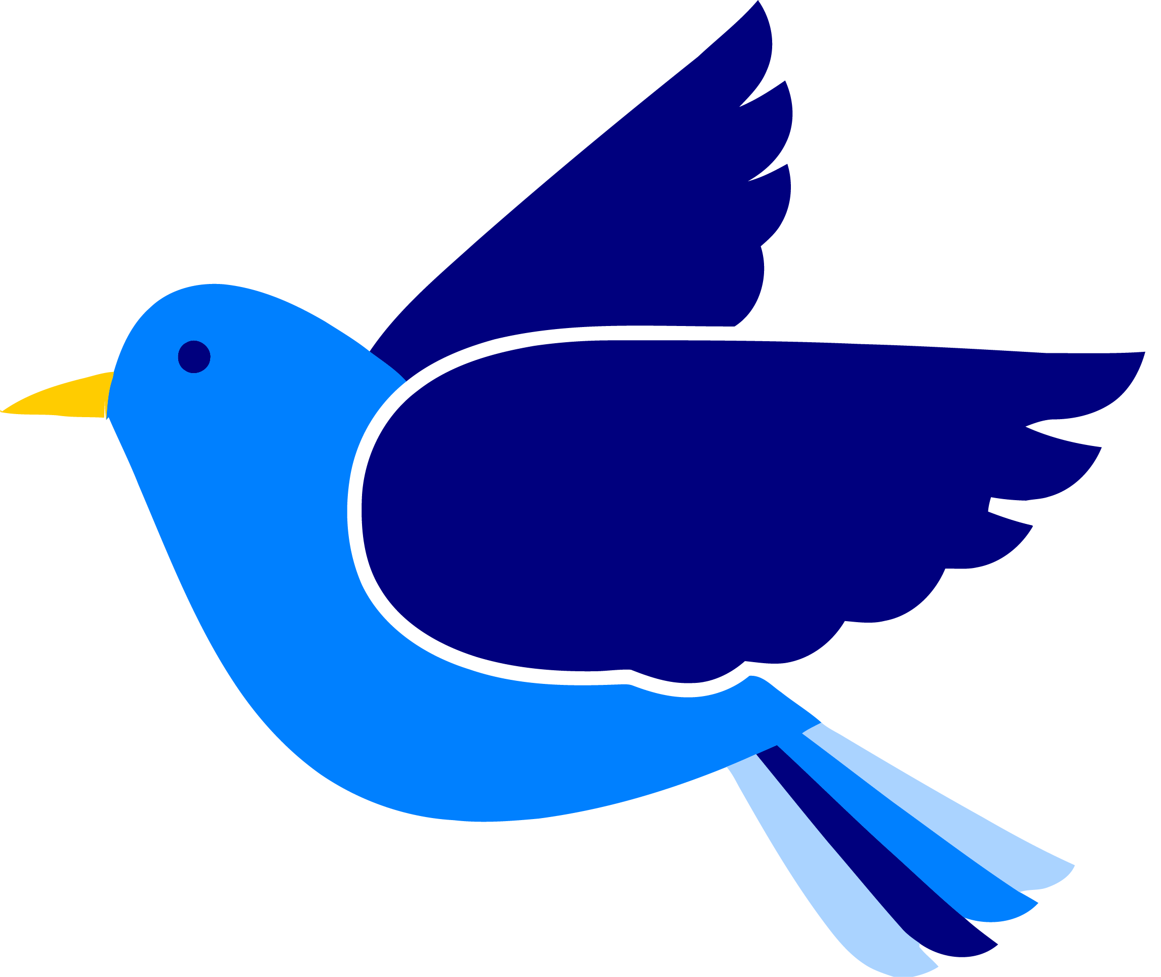 Blue png clipartly comclipartly. Nursery clipart bird