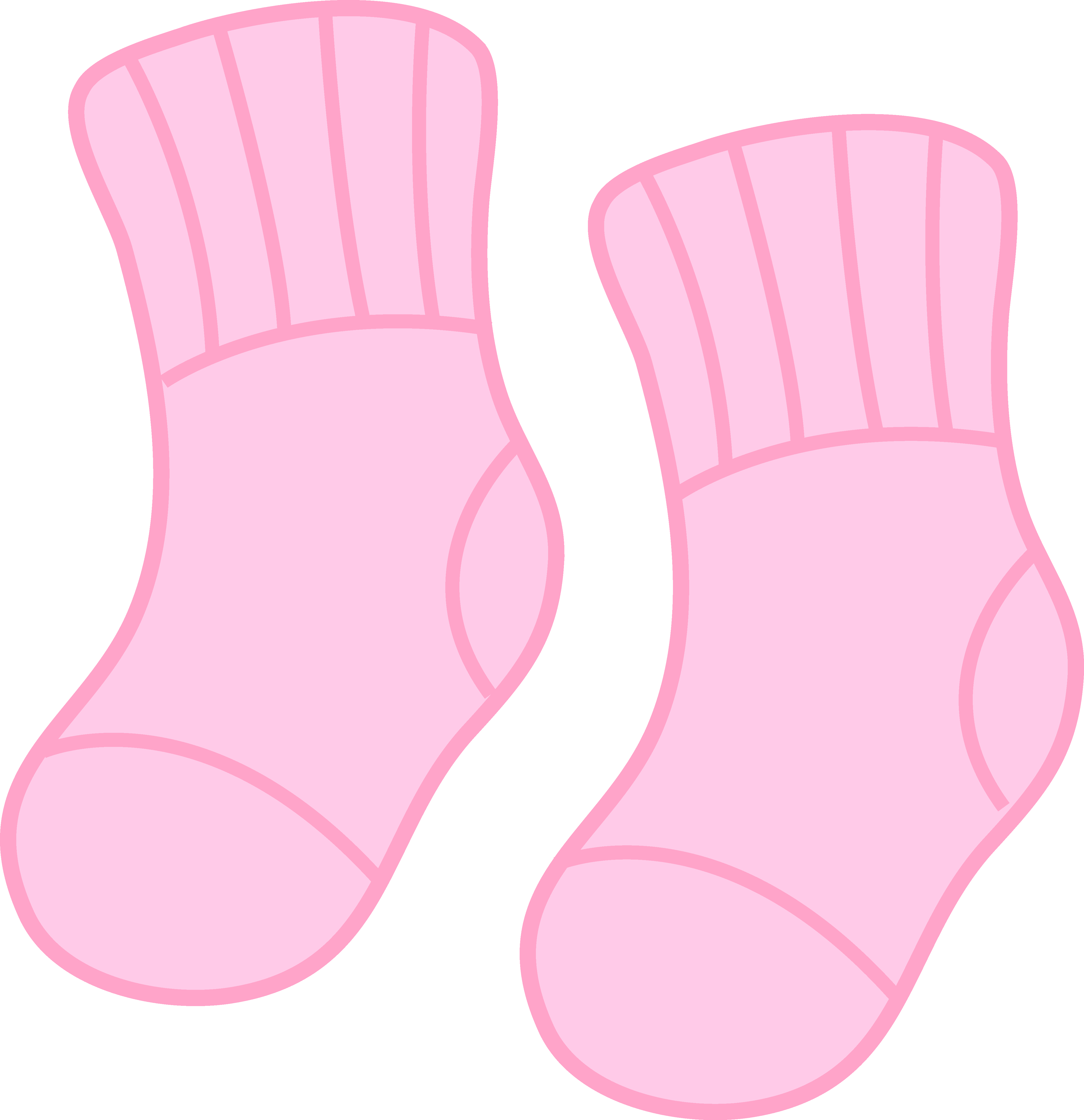 Clothing clipart sock. Free clip art baby