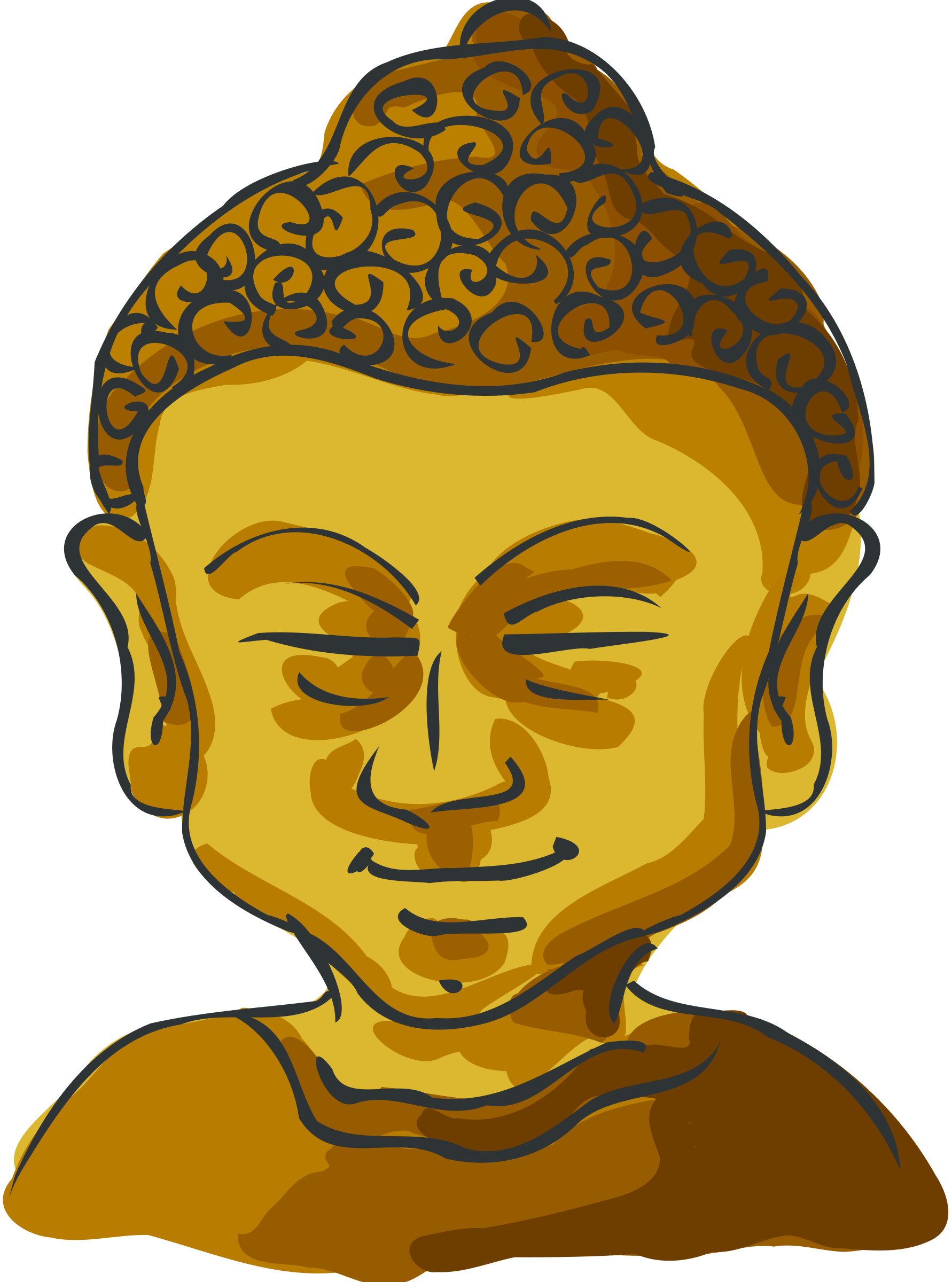 Buddha head icons png. Clipart lunch buffet