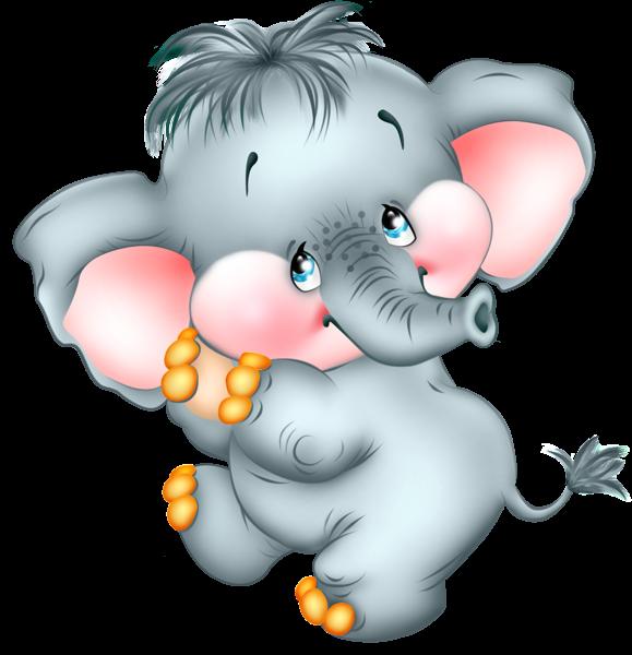 L minas infantiles y. Hug clipart elephant