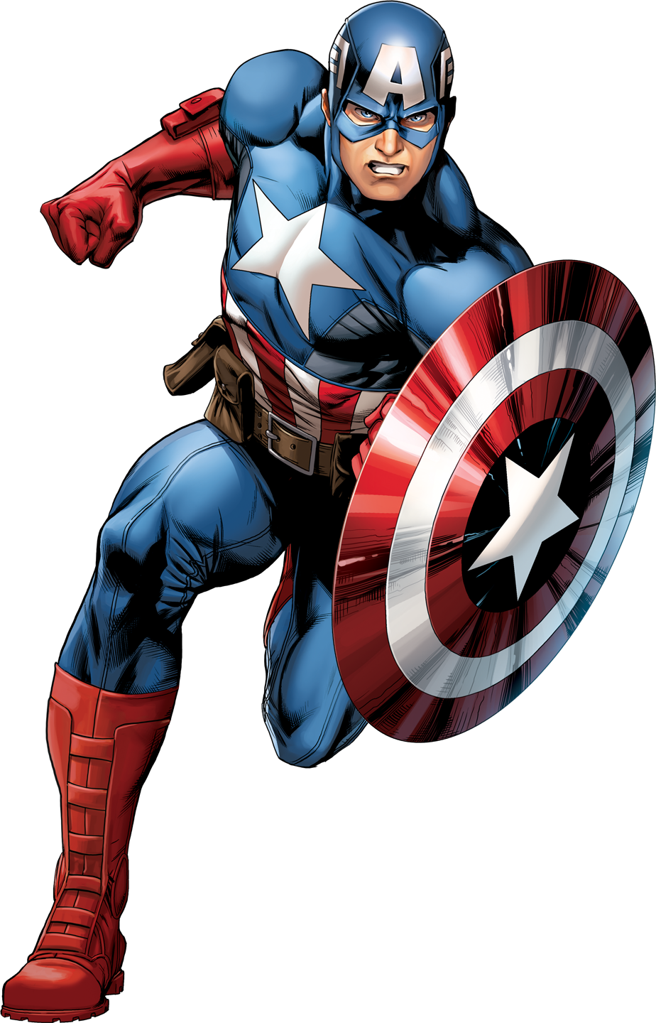 Head clipart captain america. Png images free download