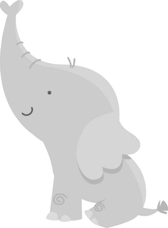 Horn clipart elephant. Gifs im genes de