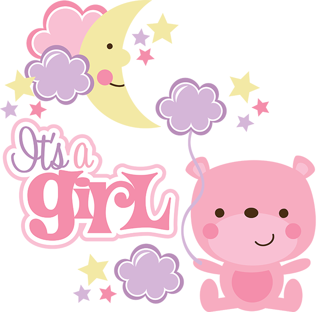 Girl hubpicture pin . Scrapbook clipart free baby