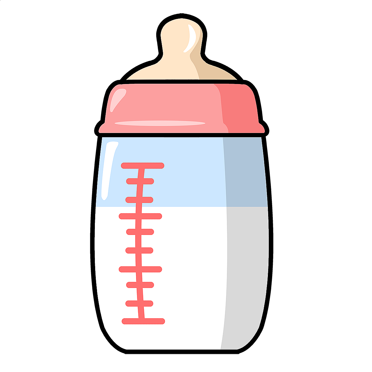 Cartoon stuff cliparts co. Foods clipart baby