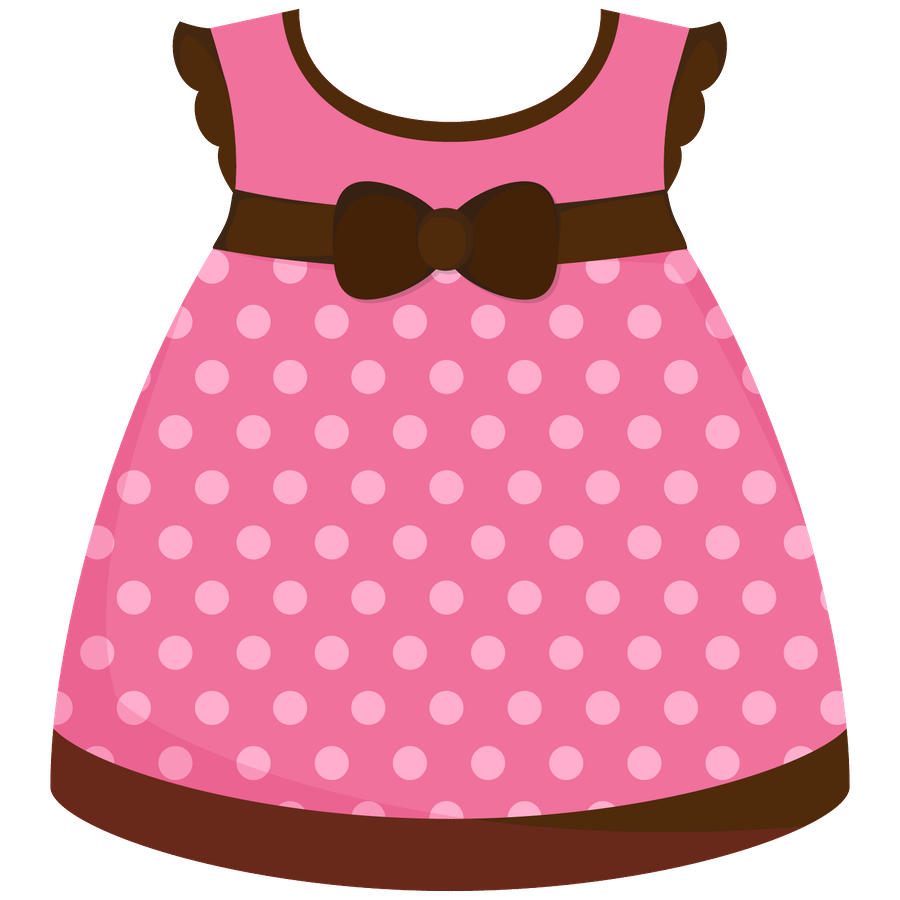 Girl clothes at getdrawings. Girls clipart dress