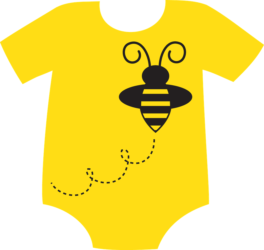 collection of yellow. Infant clipart 2 baby