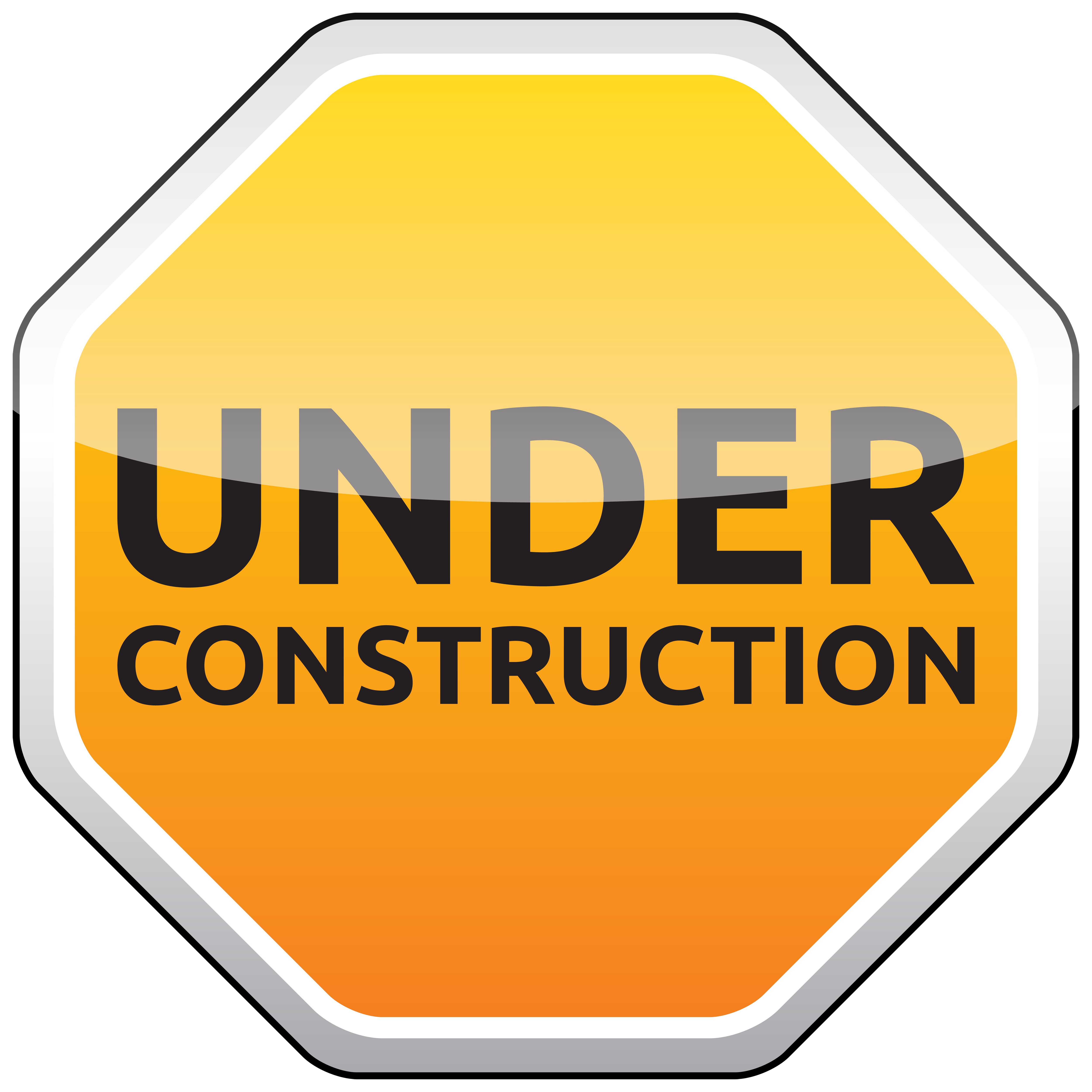 Under sign png best. Glass clipart construction