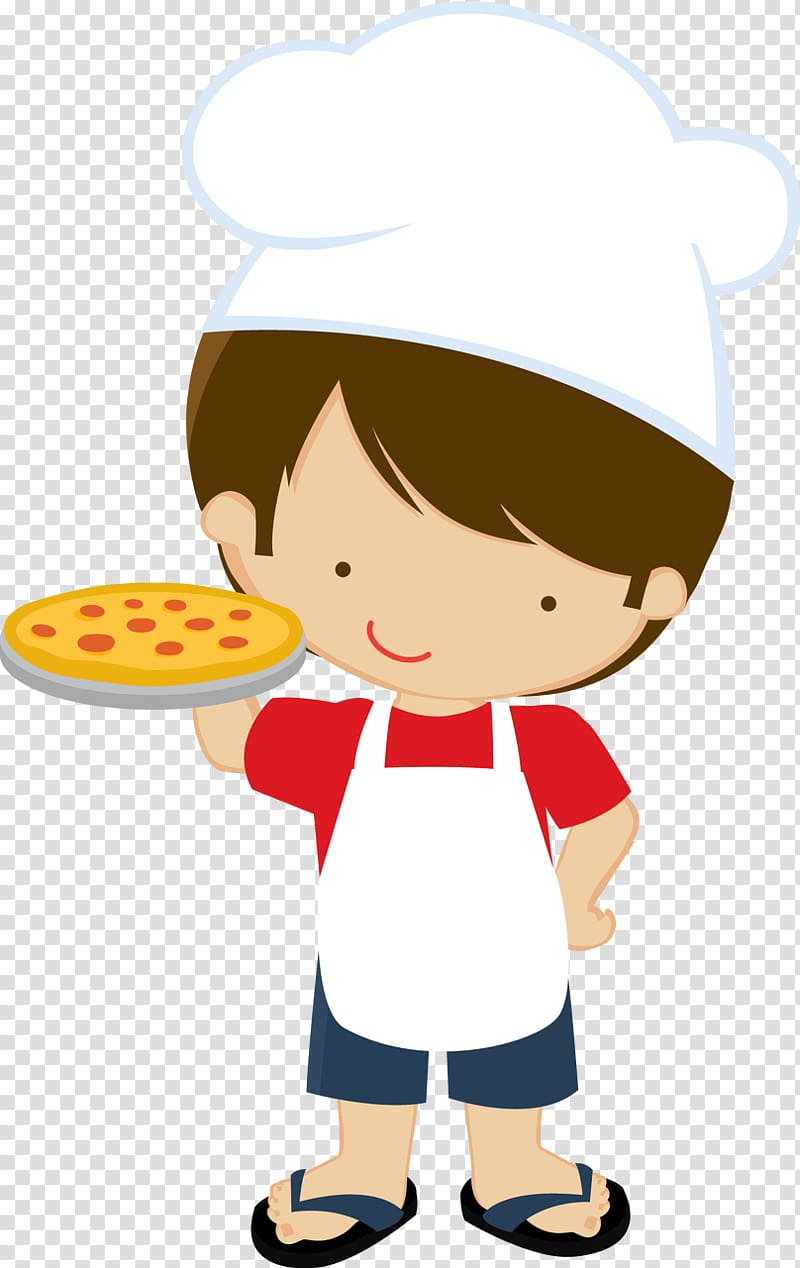 Chef cooking child transparent. Cook clipart baby