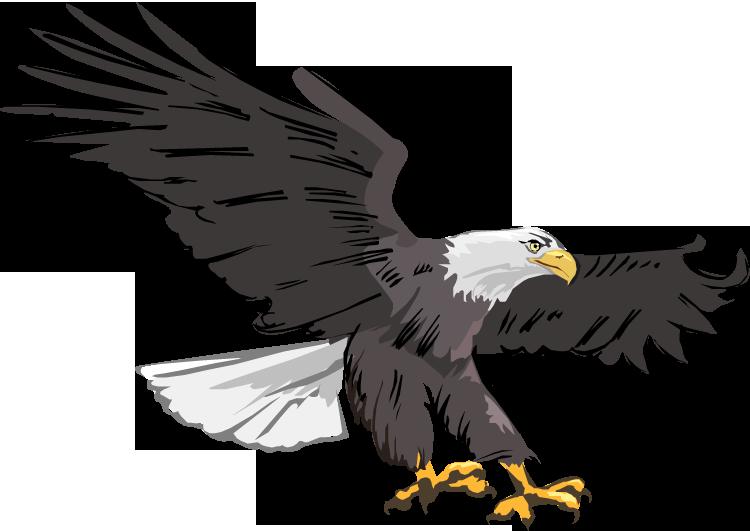 Free clipart eagle. Clipartmonk clip art images