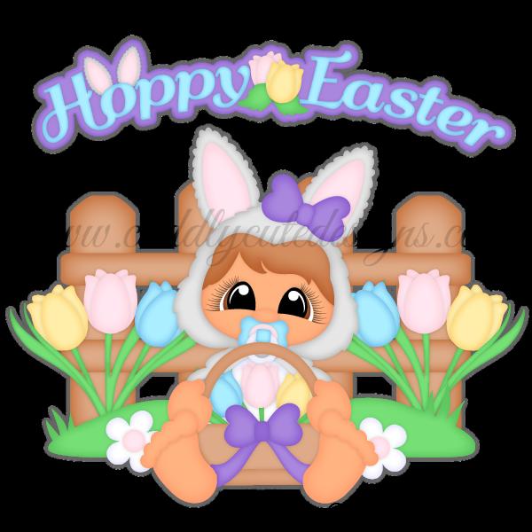 clipart bunny baby boy #65424460