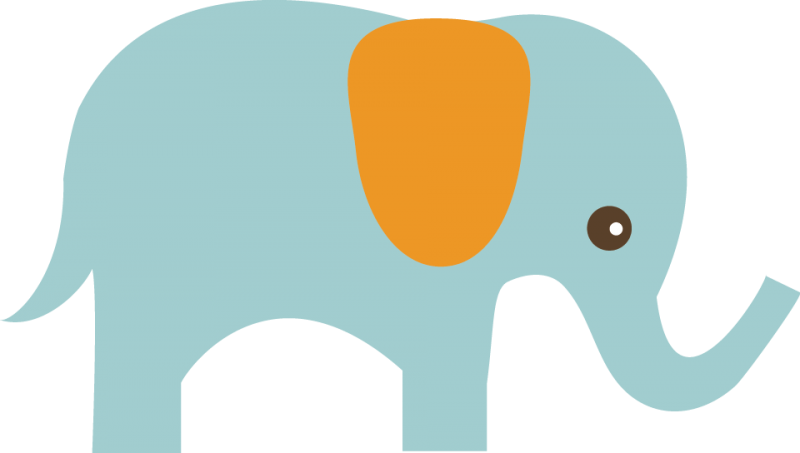 For kids panda free. Face clipart baby elephant