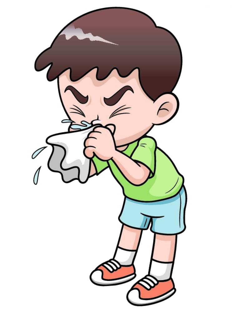 Child clip art runny. Clipart boy nose