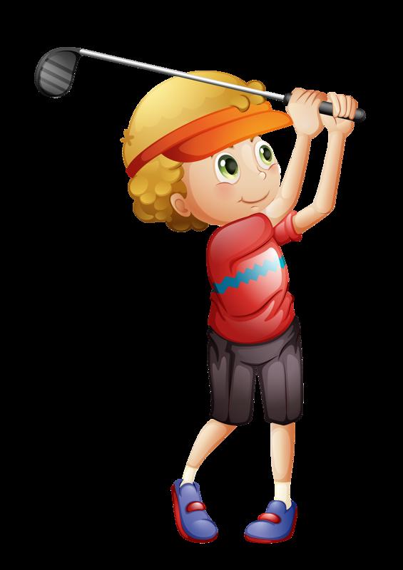 Golfing clipart boy, Golfing boy Transparent FREE for ...
