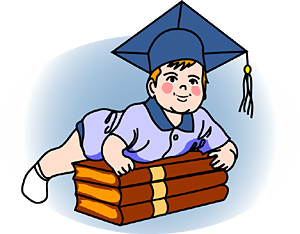 Graduation clipart baby. Free cliparts download clip
