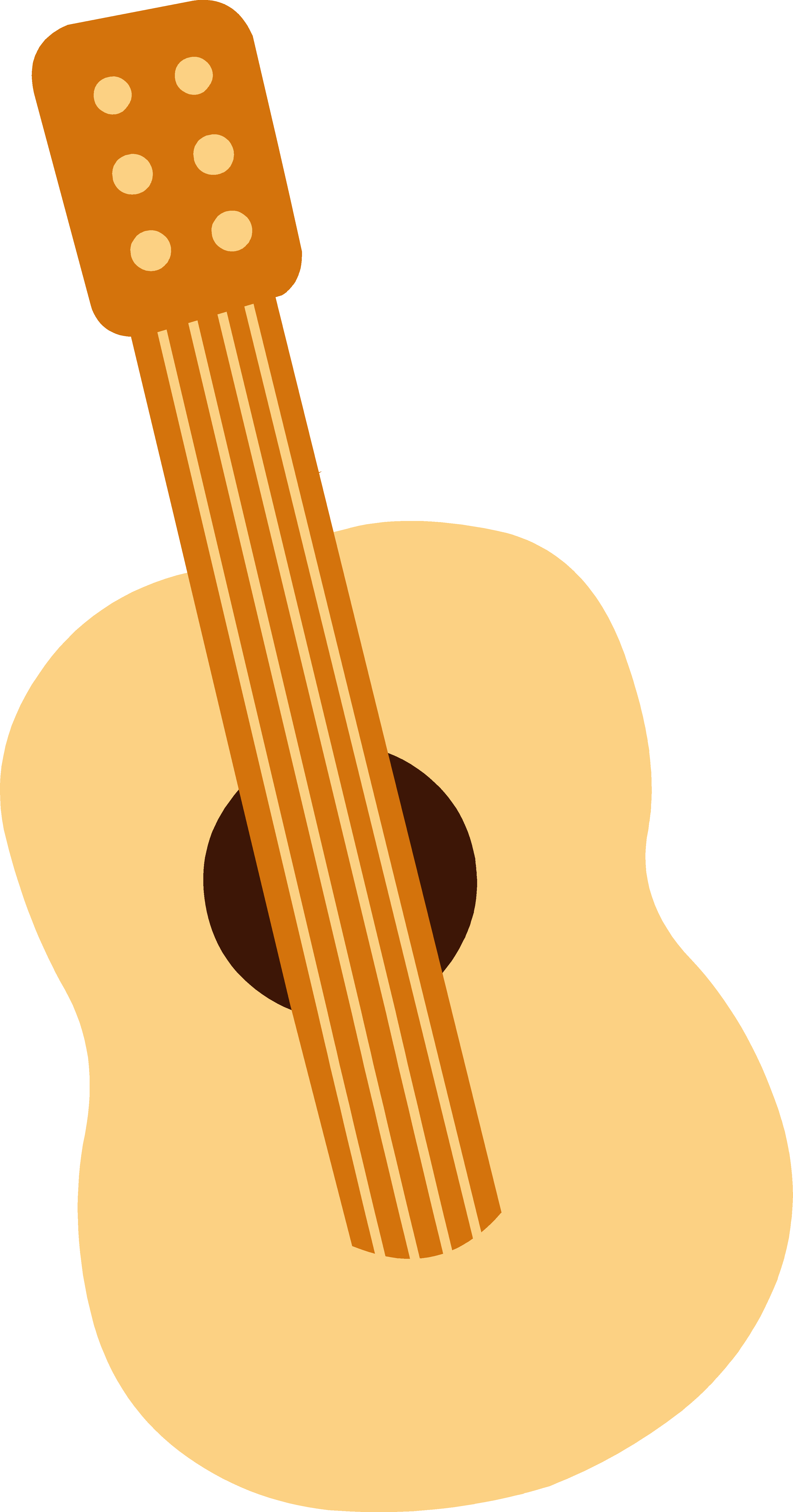 clipart guitar vector