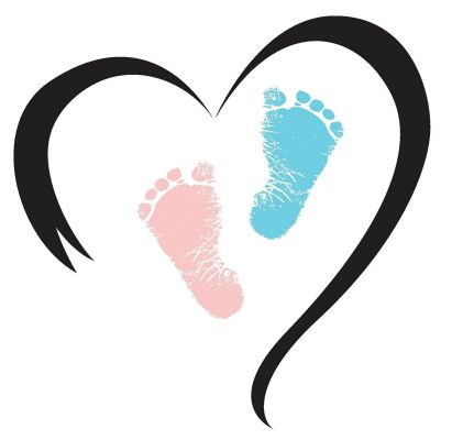 Free cliparts download clip. Feet clipart baby heart