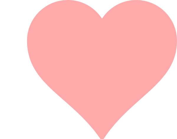 Baby heart clip art. Pink hearts png