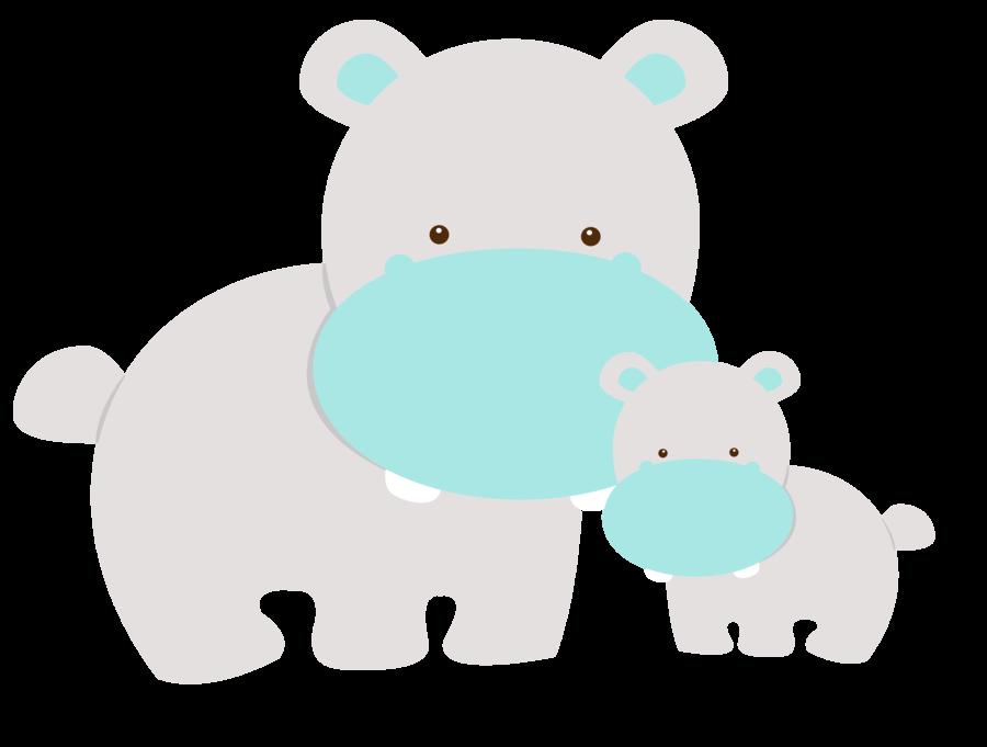 Clipart hippo baby hippo. Minus say hello true