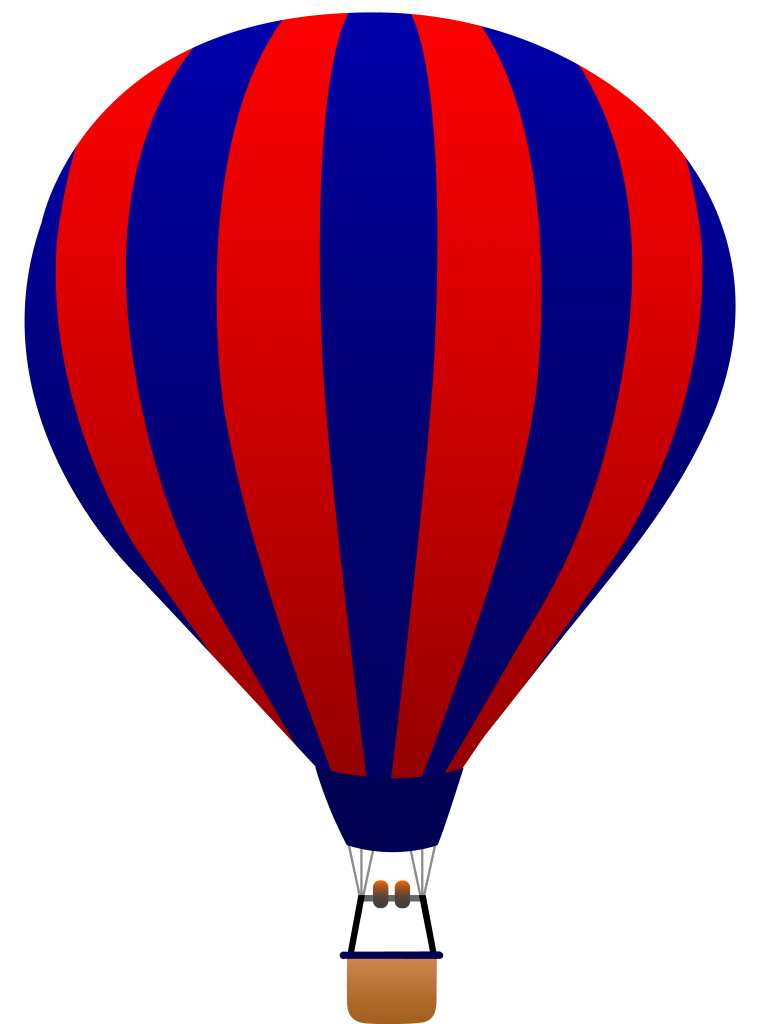 Gas clipart air ballon. Hot balloon clip arts