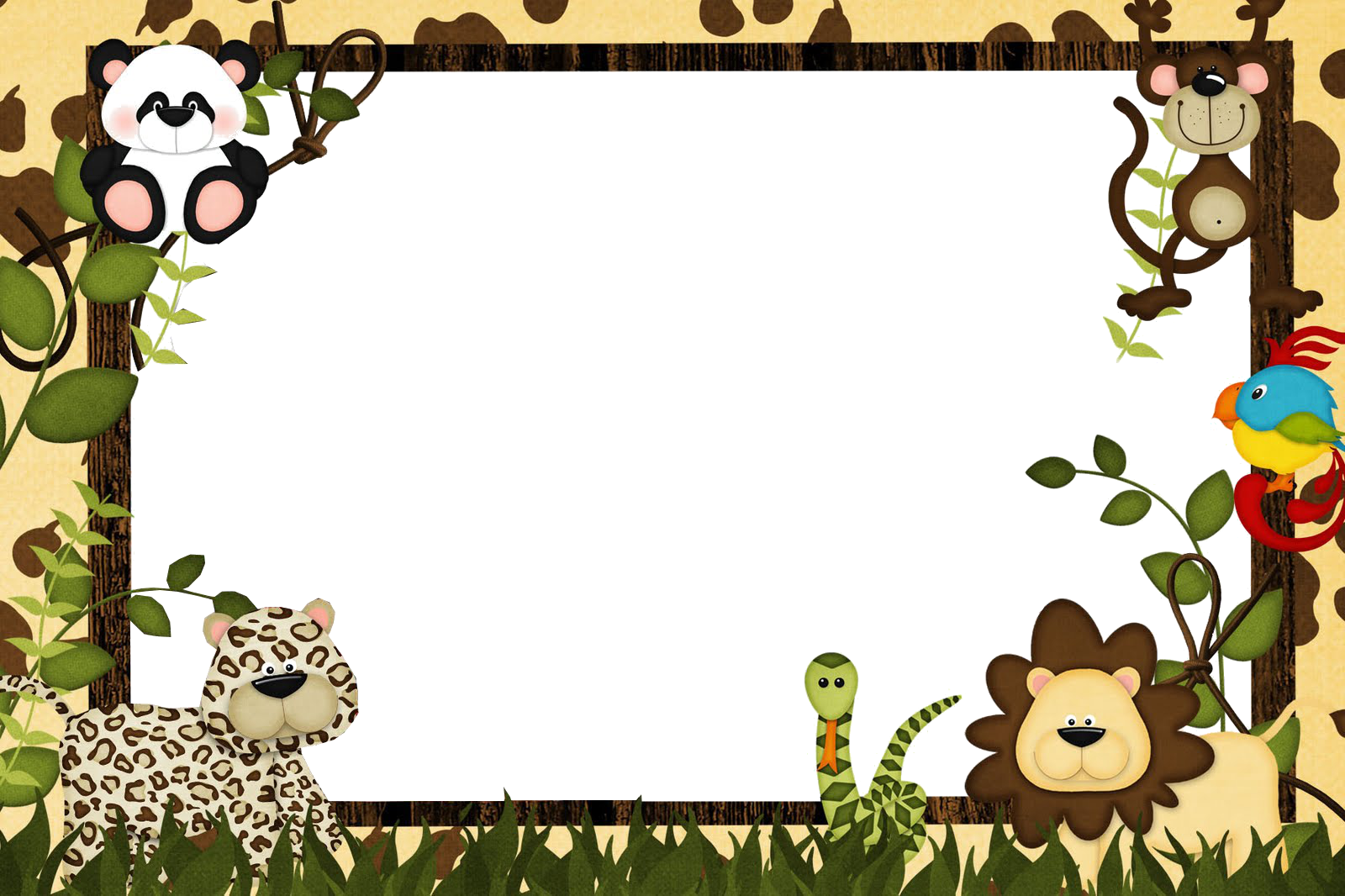 Tag safari invitations pinterest. Quilt clipart printable