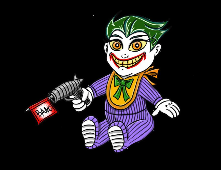 joker clipart showman