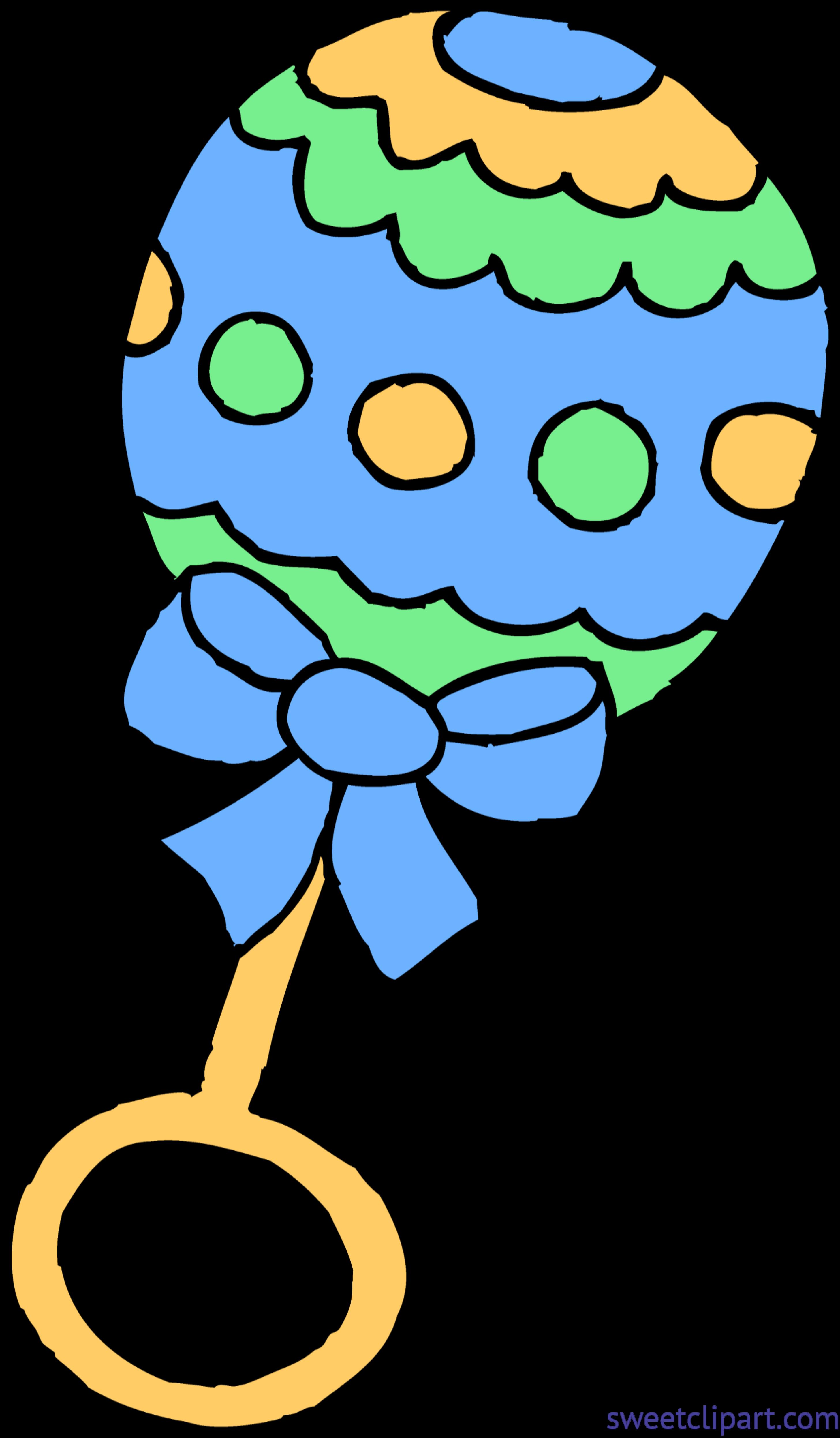 Clipart smile baby. Rattle boy blue clip