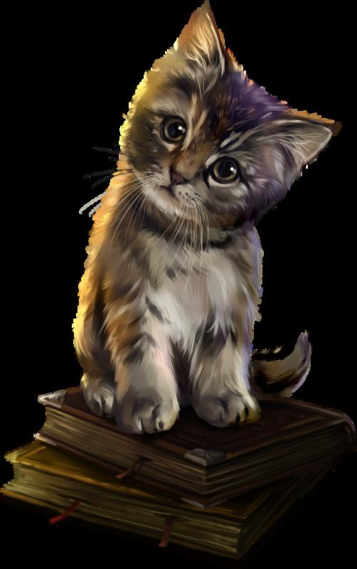 Kitten clipart basket painting. Pin by j iannarone