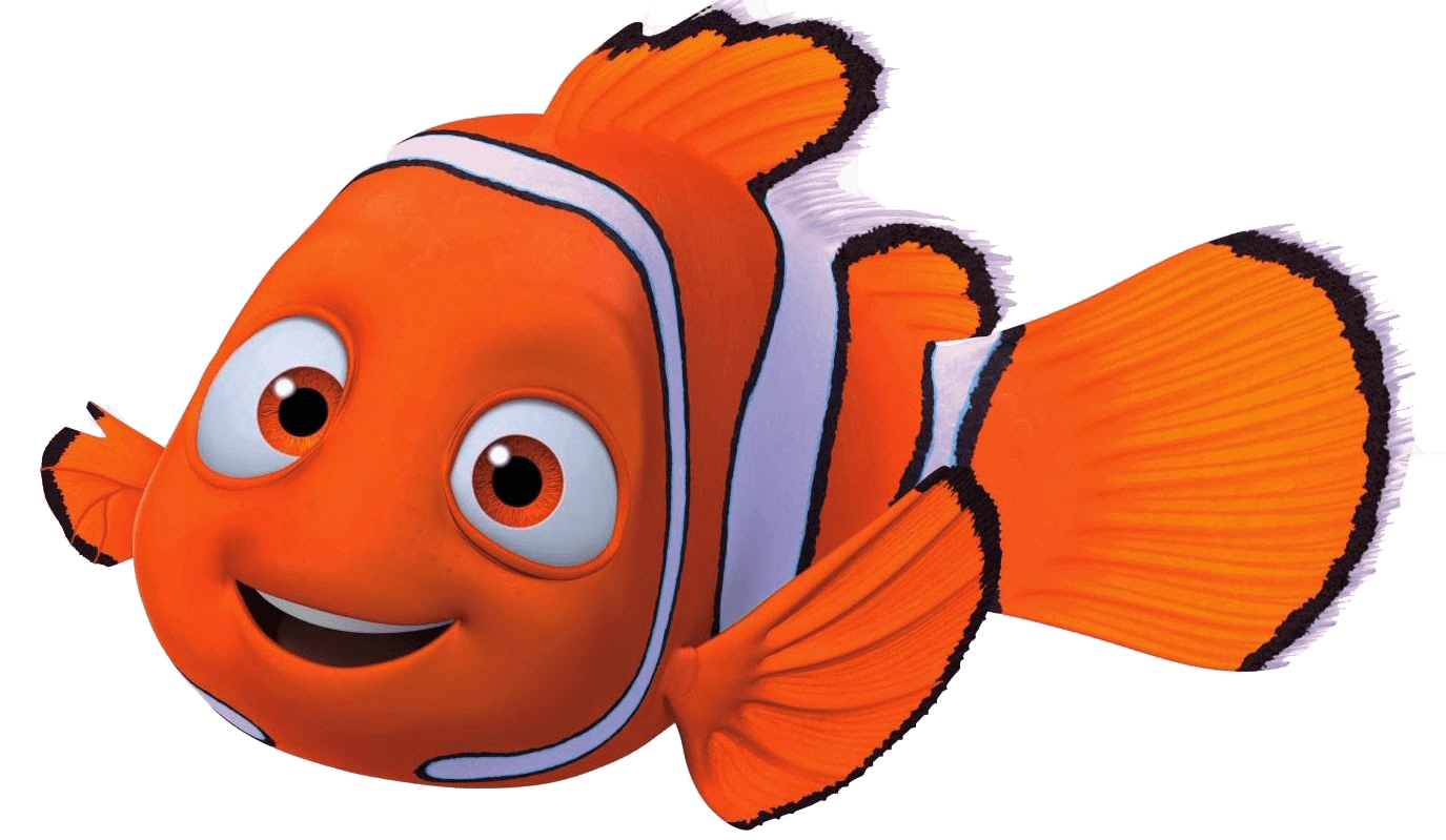 Clipart fish side view.  collection of nemo