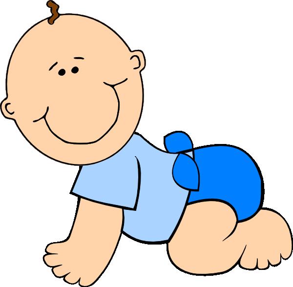 Infant clipart bab. Newborn boy clip art