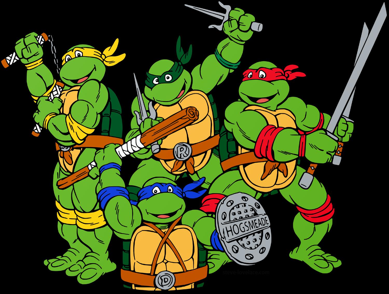 Ninja turtles hogwarts and. Clipart turtle couple