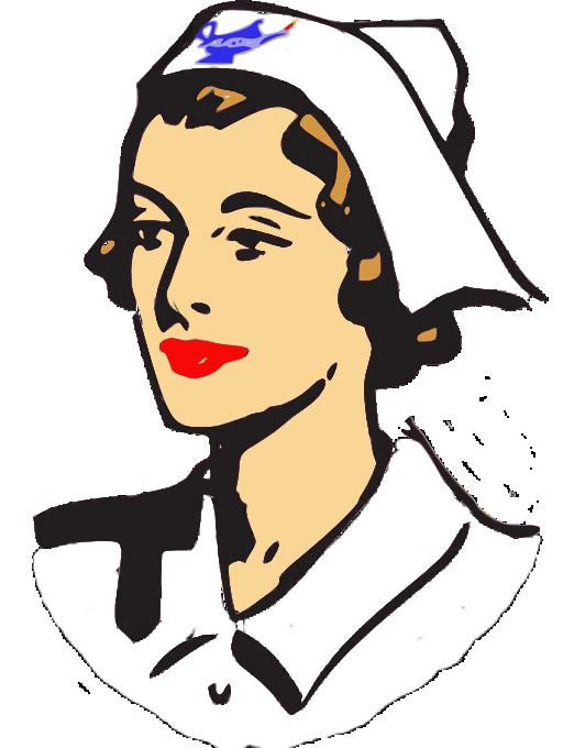 Nurses cap i royalty. Clipart money nurse