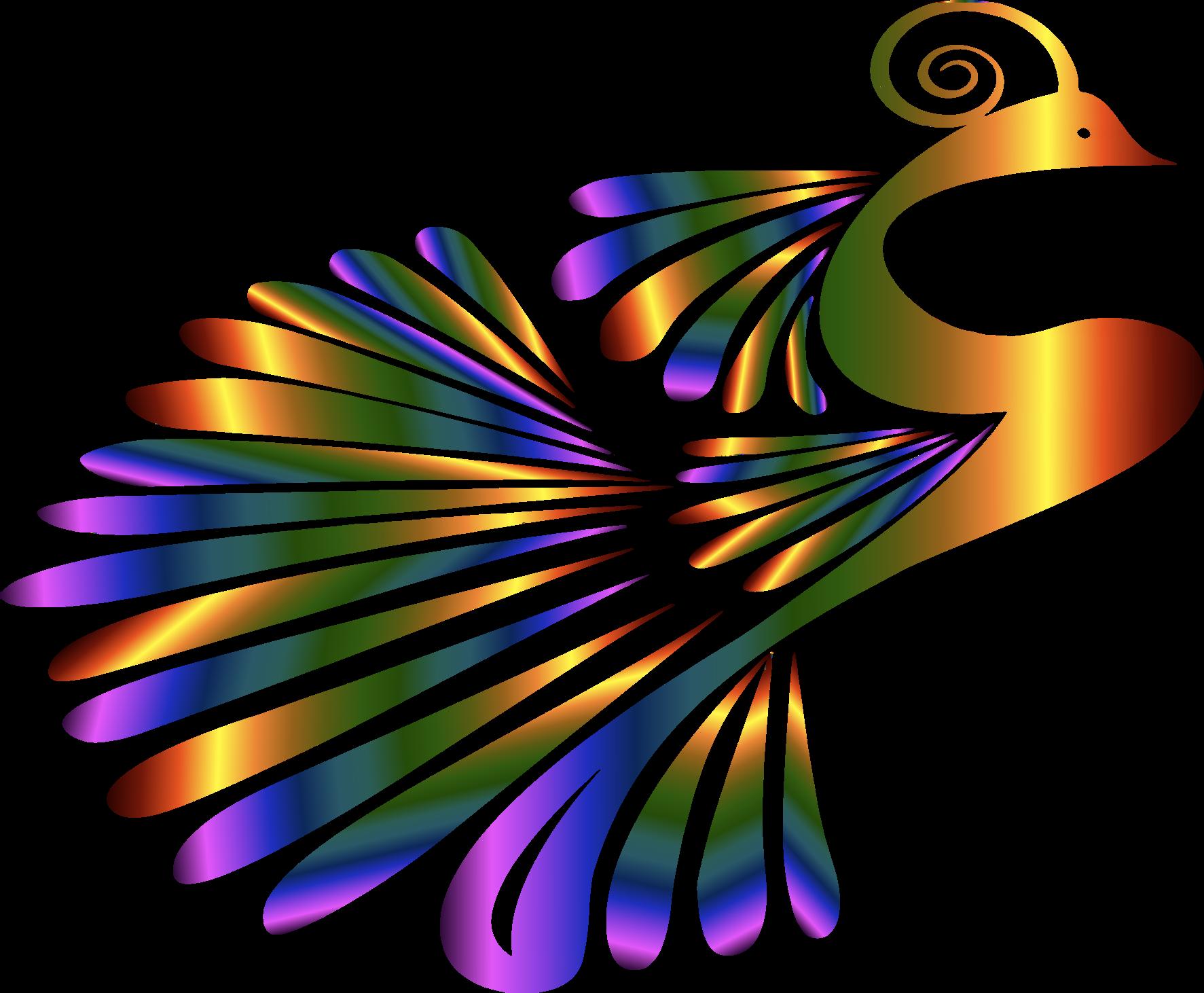 Clipart designs peacock. Animalcarecollege info