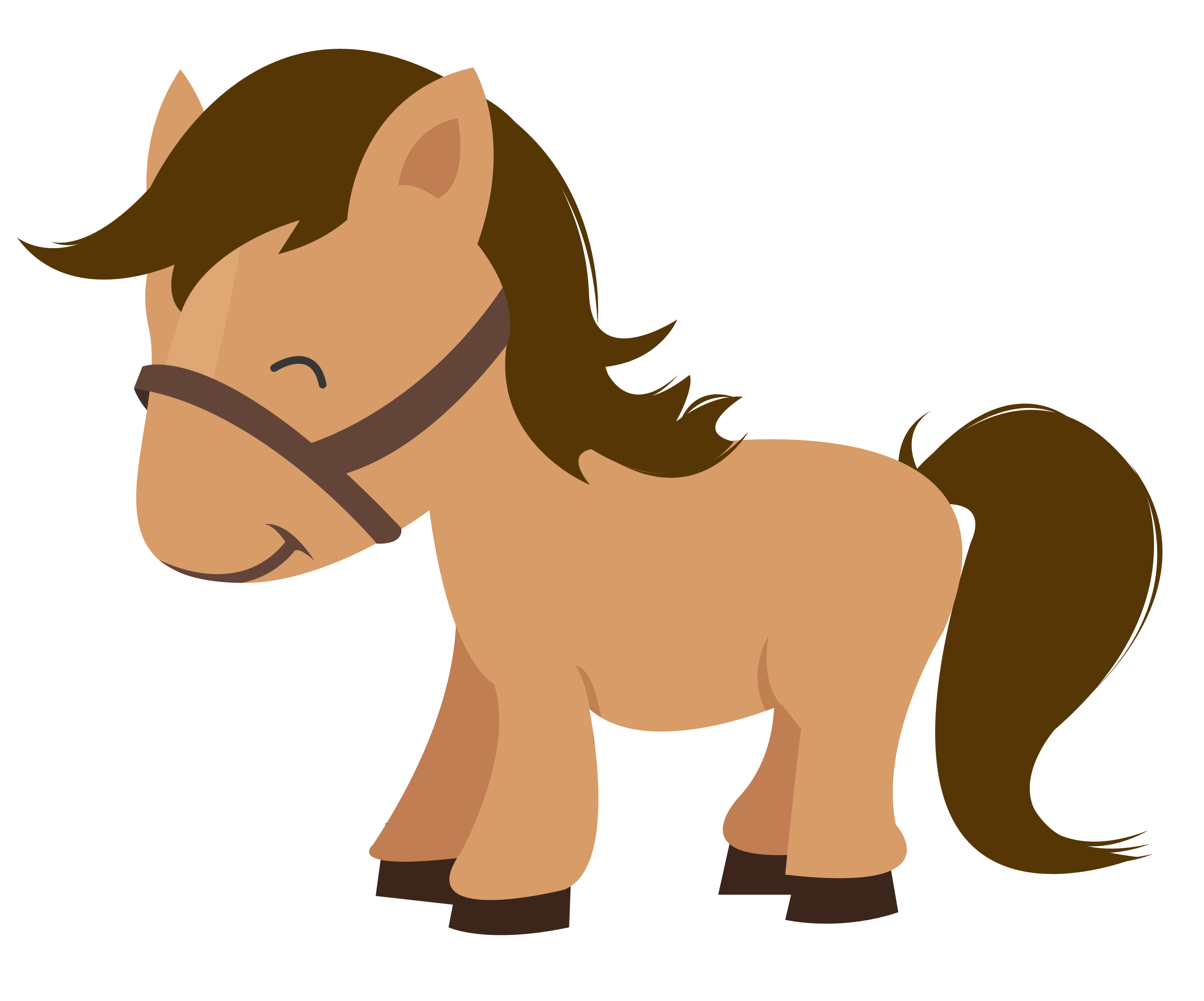 Baby pony graphics illustrations. Clipart definition database