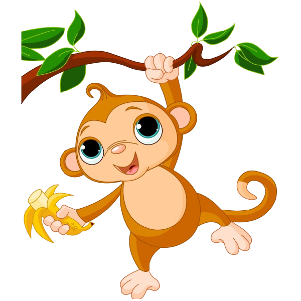 Home daycare in jasper. Monkey clipart baboon