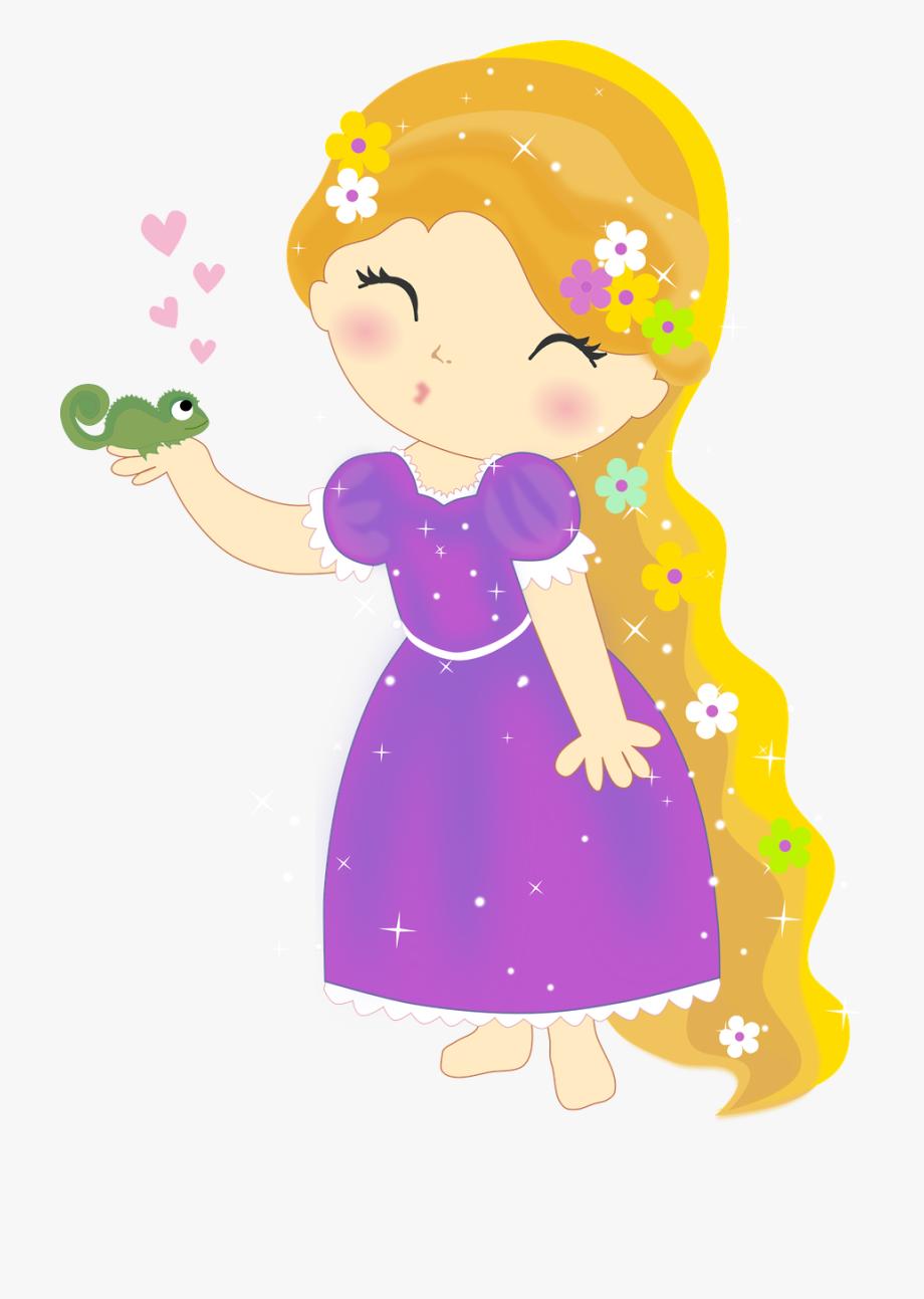 Rapunzel clipart baby. Princess disney