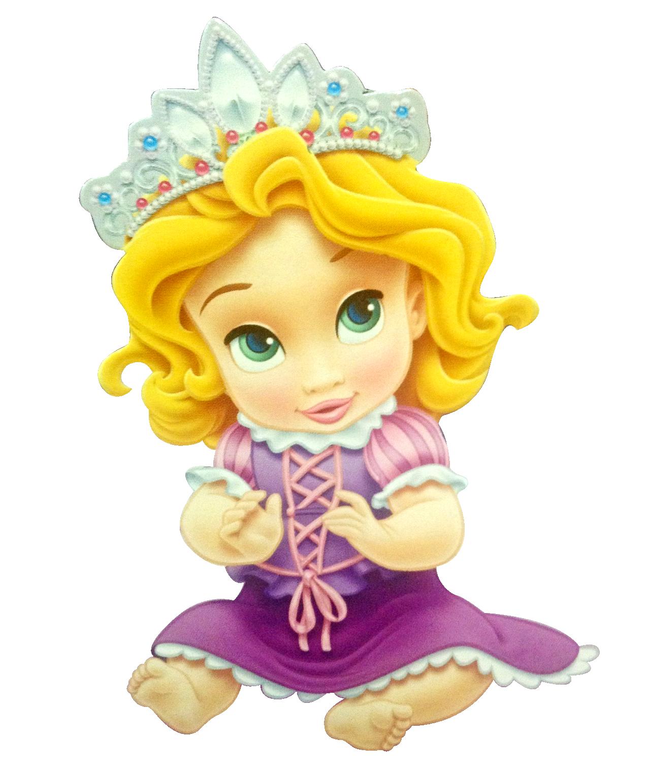 Rapunzel clipart baby. Princesa disney png princesas