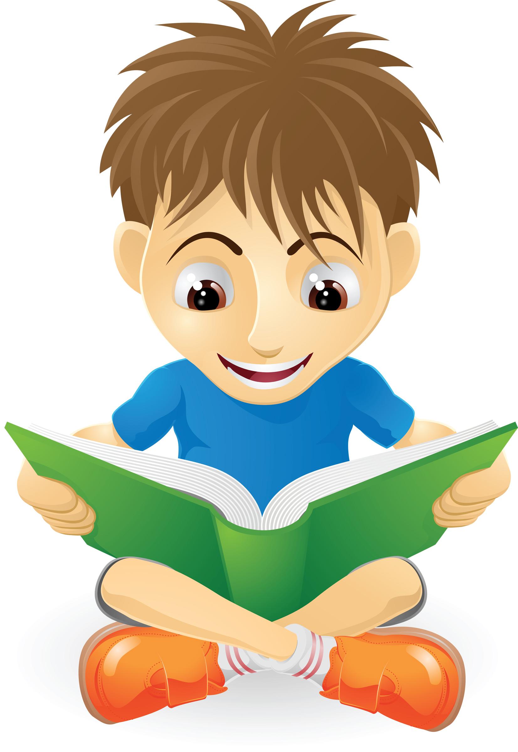 Clipart reading clip art. Child wikiclipart