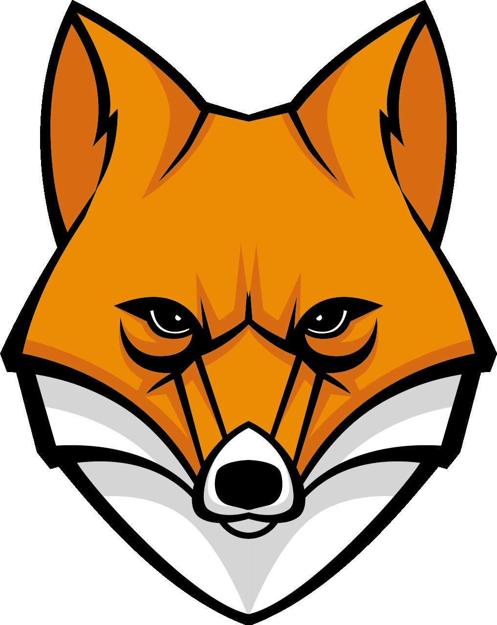 Head at getdrawings com. Nose clipart fox