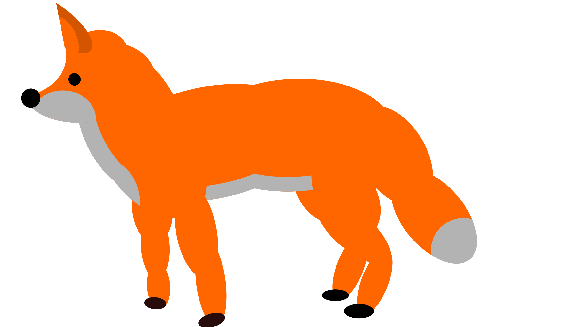 Free clipart fox. At getdrawings com for