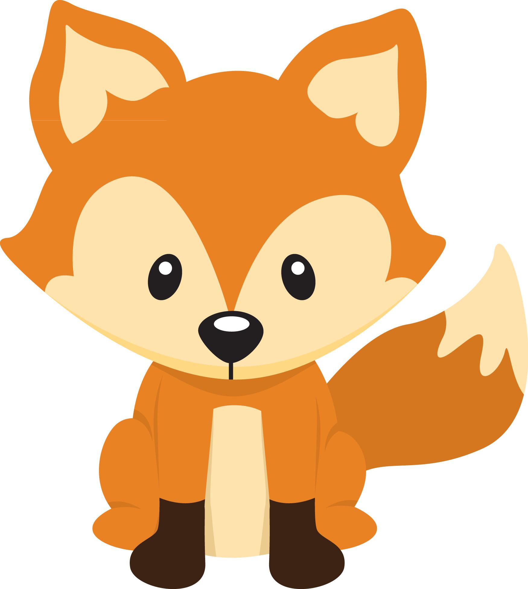 Free cliparts download clip. Fox clipart baby fox