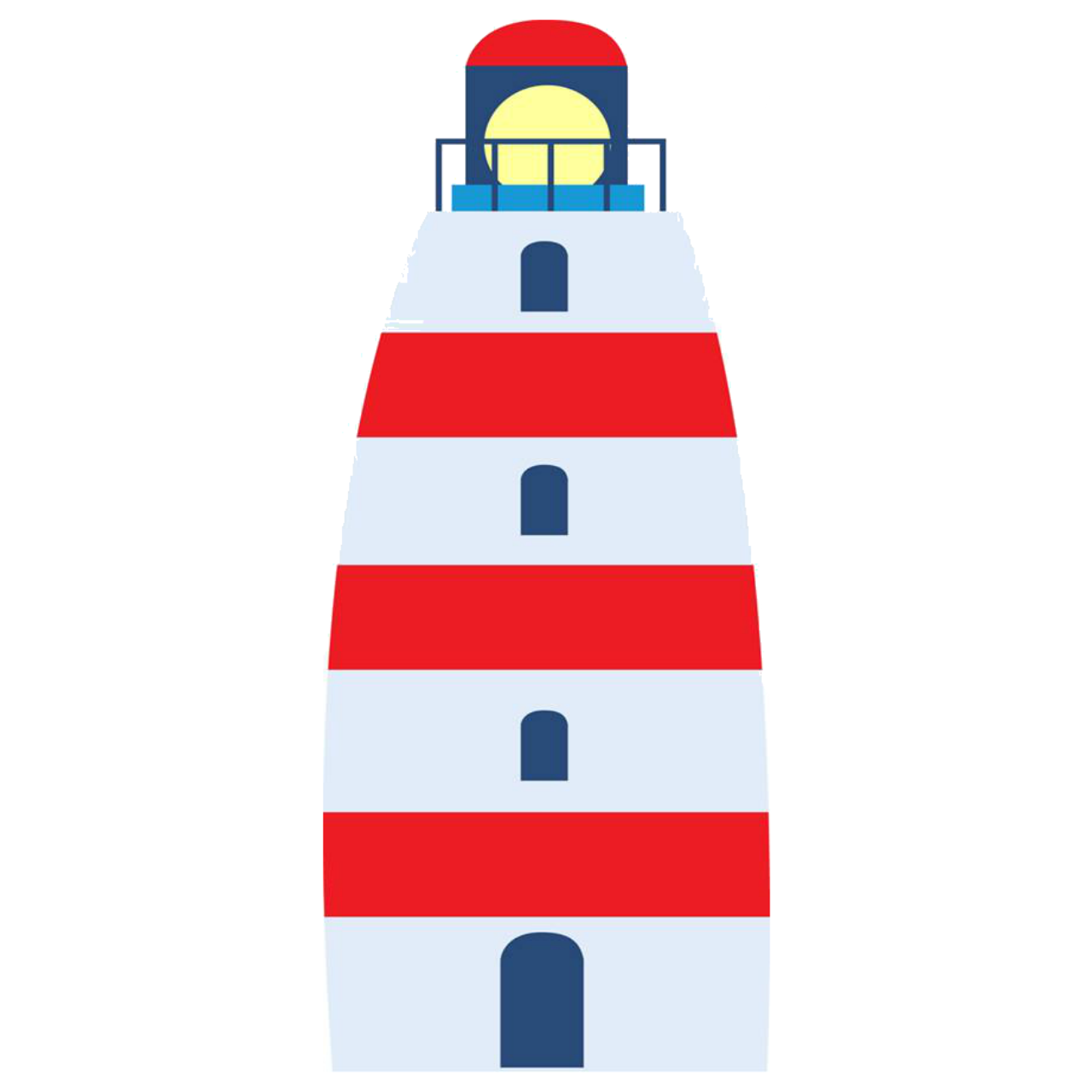 Lighthouse baby