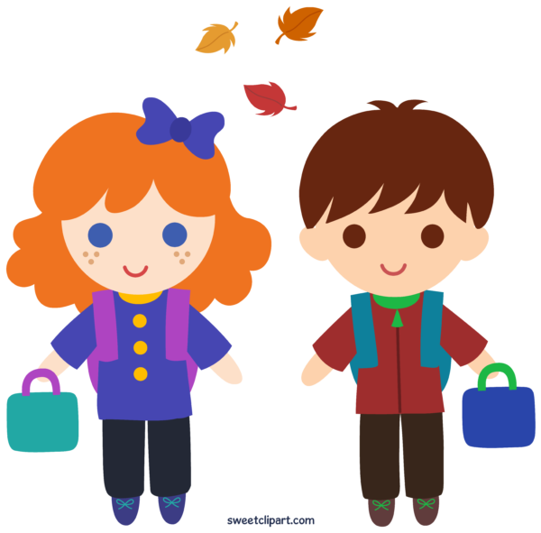 Kids clipart education. Girl archives sweet clip