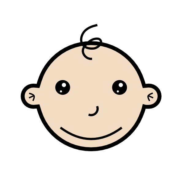 Small at getdrawings com. Clipart smile head