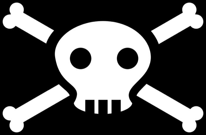 Clipart skeleton bow. Skull and crossbone crossbones