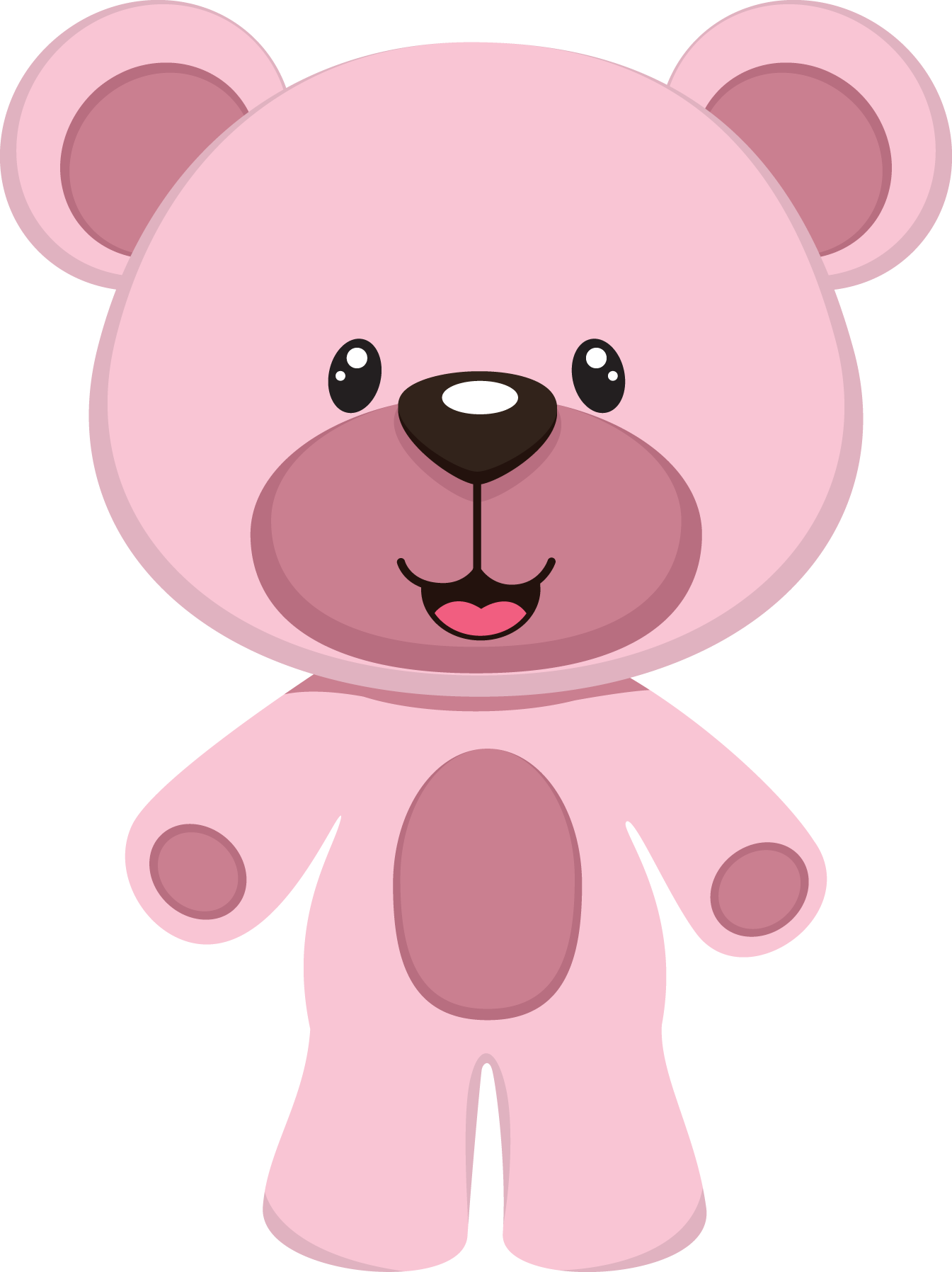 Pin by mara p. Hamster clipart brown teddy bear