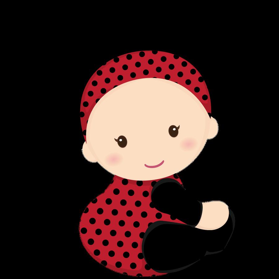 Ladybug clipart cute baby. Beb menino e menina