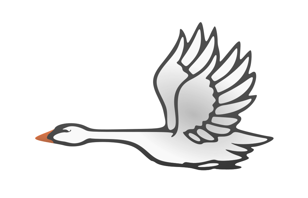 Lake clipart swan.  collection of png